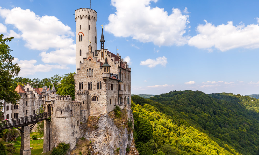 Lichtenstein Castle in Reutlingen
